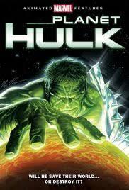 planet hulk video 2010 imdb