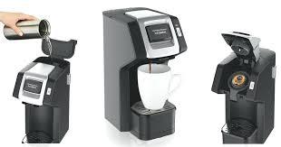 Single Brew Coffee Maker Best Single Serve Coffee Maker Kitchenaid