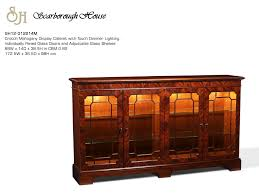 bureau d ude avignon scarborough house sh12 012214m display cabinet lake house