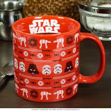 great coffee mugs star wars ugly sweater holiday coffee mug 20 oz large kitchen