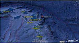Map Of Eastern Caribbean by M U003d5 6 Earthquake Shakes Caribbean Temblor Net