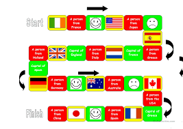 World National Flags With Names 60 Free Esl Flags Worksheets