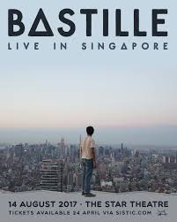 Bastille Bad Blood Bastille At The Star Theatre The Star Performing Arts Centre