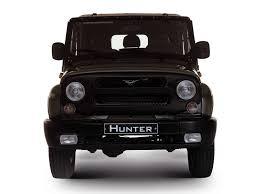 uaz hunter trophy уаз hunter покинет конвейер в 2015 году а буханку ждет модернизация