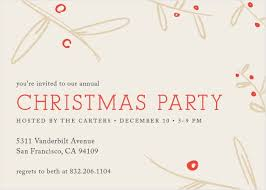 christmas party invitations christmas party invitations 15 designs basic