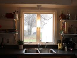 pendant light over kitchen sink u2013 home design and decorating