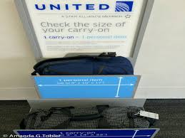 carry on size united united baggage policy elegant tom bihn bags and united airlines