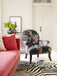 Cynthia Rowley For Hooker Furniture Living Room Mimi Wing Chair CR - Wing chairs for living room