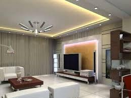 luxury pop fall ceiling glamorous living room ceiling design ideas