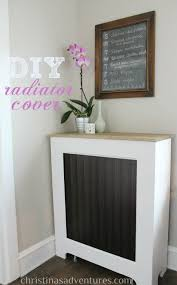 kitchen radiators ideas diy radiator cover tutorial radiators tutorials and spaces