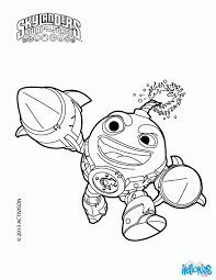skylander coloring pages of spy rise coloring home