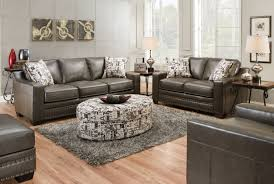 Gray Nailhead Sofa Sofa Gray Sofa And Loveseat Prodigious Grey Sofa And Loveseat