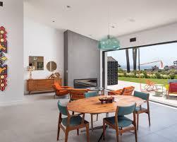 Midcentury Modern Dining Room Ideas  Design Photos Houzz - Modern dining rooms ideas