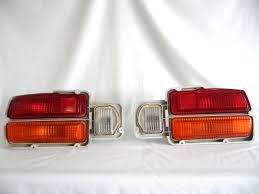 nissan fairlady 280z nissan oem jdm fairlady z tail lights set datsun 260z 280z
