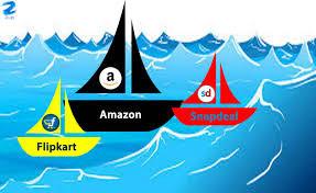 Flip Kart The Battle Ground Of Indian E Commerce U2014 Snapdeal Vs Flipkart Vs