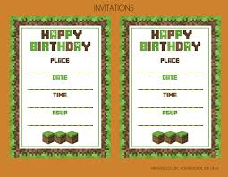free minecraft printables notary letter