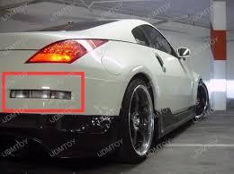 Backup Lights Nissan 350z Led Turn Signal Lights Brake Backup Reverse Lamps Diy
