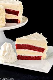 make your own cheesecake factory red velvet cheesecake