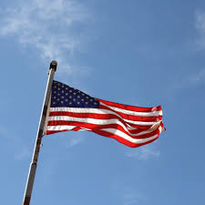 Flag Pole Workout American Flag Atop Flagpole Picture Free Photograph Photos