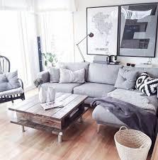 canape convertible gris living room table en palette avec canapé d angle gris et le canape