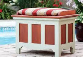 Outdoor Storage Bench Diy by Outdoor Storage Bench Plans Dl Nhp092 3 99 The Classic