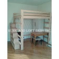 queen loft bed plans description these queen loft bed plans