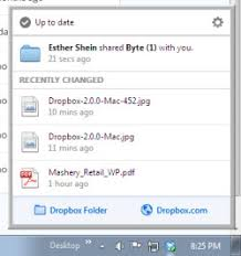 dropbox windows dropbox 2 0 0 pretties up the menu network computing