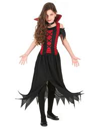 vampire costume for girls vegaoo