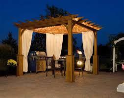 Pergola Roof Cover by Decks Home U0026 Gardens Geek