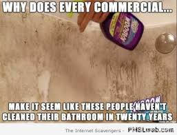 Bathroom Meme - 15 dirty bathroom commercials meme pmslweb