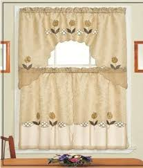 Pictures Of Kitchen Curtains by Best 25 Brown Kitchen Curtains Ideas On Pinterest Long Window