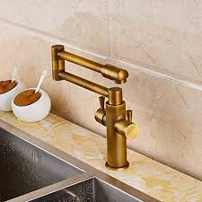 kitchen antique brass faucets price compare