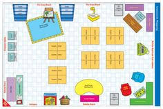 classroom layout template classroom layout early toddler 12 months preschool