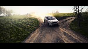 land rover off road wallpaper watch range rover evoque convertible dive into the water to show