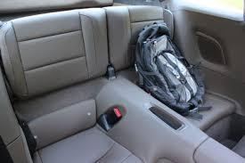 porsche 911 back seat 911 4s review usable nirvana