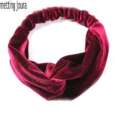 velvet headband popular headband velvet knot buy cheap headband velvet knot lots
