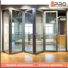 Patio Bi Folding Doors by Aluminium Bi Folding Door With Exterior Door Aluminium Bi Folding