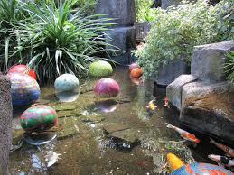 exteriors small fish pond design ideas with stone for loversiq