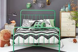Bed Frames Domayne Sunday Bed Frame Emerald Domayne