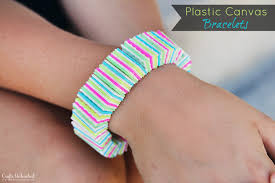 craft bracelet images How to plastic canvas diy bracelets jpg
