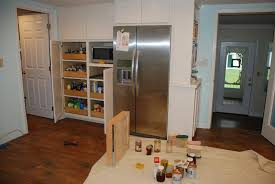 possibilities phase one kitchen cabinet installation butler s pantry 020 jpg