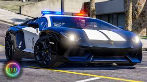 american police lamborghini gta 5 lspdfr sports car patrol lamborghini theft youtube