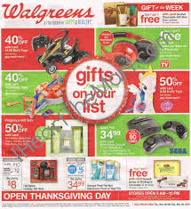 walgreens black friday ad scan is here