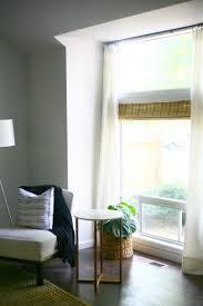 Ceiling Mount Rod by Finally A Simple Sleek Ceiling Mount Curtain Rod Create Enjoy