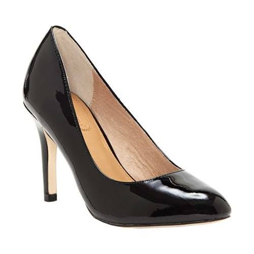 Corso Como Del Black Patent Leather Pump 9.5M