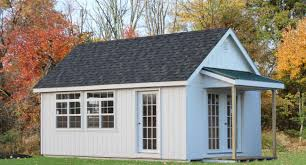 garden storage sheds direct from the amish beautiful eye candy