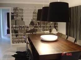 Dining Room Pendant Lights Dining Rooms Restoration Hardware Barrel Shade Pendant Black