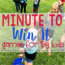 128 best minute to win it images on family