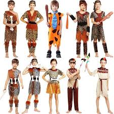 purim party supplies 2018 kids savage barbarian indian costume