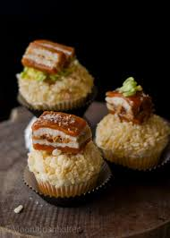 for the love of u2026 very vanilla bacon cupcakes with u201cpork belly